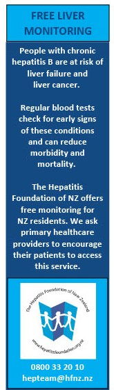 Hepatitis Foundation Free Liver Screening 2021