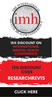 International Mental Health Conference ad Aug